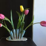 monofiore in ceramica