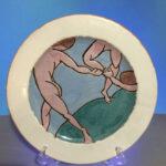 a Danse di Matisse cottosmaltato